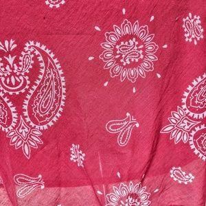 Vintage Dresses - Bandanna Print Halter Mini Dress